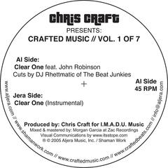 Crafted Music Vol. 1 of 7