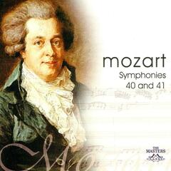 Mozart: Symphonies 40 and 41