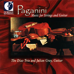 Paganini - Music for Strings and Guitar