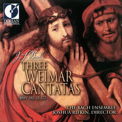 Three Weimar Cantatas