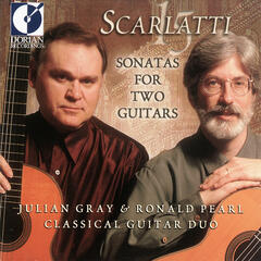 Sonatas For Two Guitars