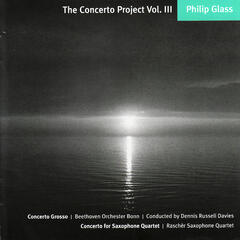 Glass: The Concerto Project Vol. III