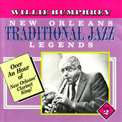 New Orleans Traditional Jazz Legends, Vol. 2