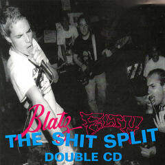 The Shit Split Double CD