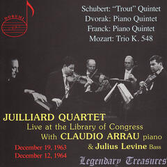 Juilliard Quartet, Vol. 1