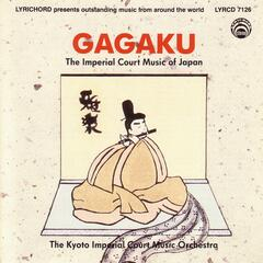 Gagaku:  Japanese Court Music