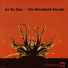 Jet By Day / The Blindfold Parade Split 7inch