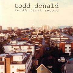 Todd's First Record