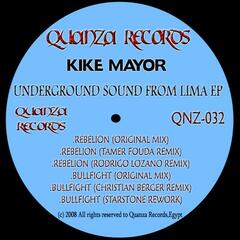Underground Sound From Lima EP