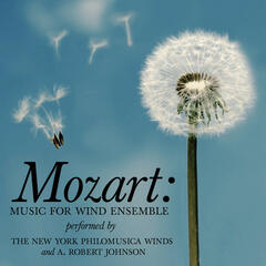 Mozart: Music for Wind Ensemble