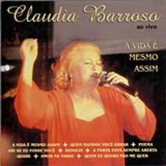 Cláudia Barroso - Ao Vivo
