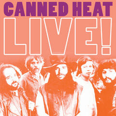 Live! Canned Heat