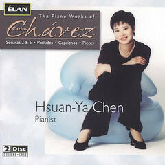 Piano Works of Carlos Chávez