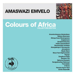 Colours of Africa (Collectors Edition)