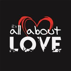 All About Love - Single