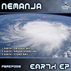 Power House Rec Presents: Nemanja - Earth EP