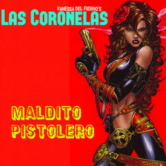 Maldito Pistolero (feat. Vanessa Del Fierro) - Single