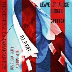 Leave It Alone - Good and Evil Instrumental - Single