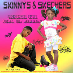 Skinnys and Skechers