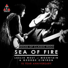 "Voices For America ""Sea Of Fire"" Ft. Leslie West of Mountain & George Cintron"