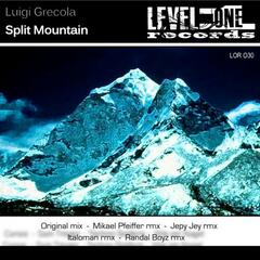 Split Mountain