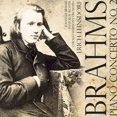 Richter: Brahms - Piano Concerto No. 2 in B - Flat Major, Op. 83