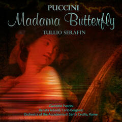 Serafin: Puccini - Madama Butterfly (Digitally Remastered)