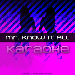 Mr. Know It All - Single