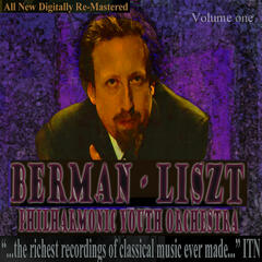 Berman & Philharmonic Youth Orchestra - Liszt