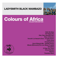Colours of Africa: Ladysmith Black Mambazo (Collectors Edition)