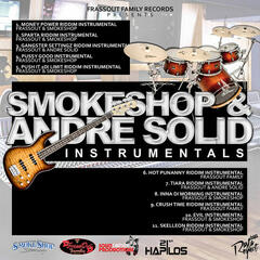 Frassout Family Presents: Smokeshop & Andre Solid Instrumentals