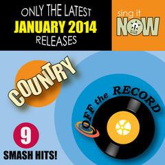 Jan 2014 Country Smash Hits
