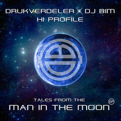 Man in the Moon - EP