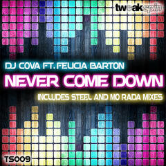 Never Come Down (feat. Felicia Barton)
