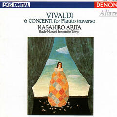 Vivaldi: 6 Concerti for Flauto traverso