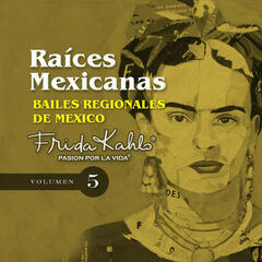 Bailes Regionales de Mexico (Raices Mexicanas Vol. 5)