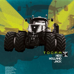 New Holland Jack