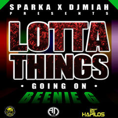 Lotta Things Going On - Single