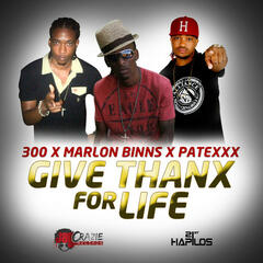 Give Thanx for Life - Single