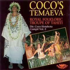 Coco's Temaeva 2 - Tahiti Ethnic Chants And Percussion Drums