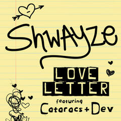Love Letter (feat. The Cataracs and Dev)