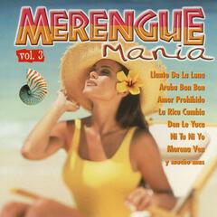 Merengue Mania vol.3