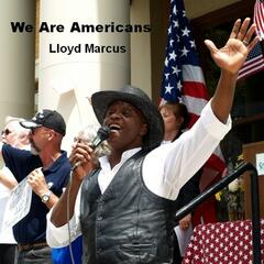 We Are Americans - Single
