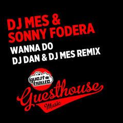 Wanna Do (DJ Dan & DJ Mes Remix)