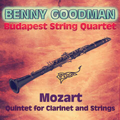 Mozart: Quintet for Clarinet and Strings (Remastered)