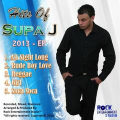 Hits of Supa J - 2013 - EP