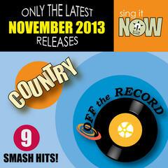 Nov 2013 Country Smash Hits