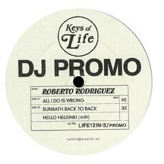 All I Do Is Wrong / Dj Promo