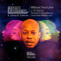 Without Your Love (Inc. Dj Spinna, Tomson & Benedict And Love Over Money Mixes)
