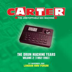 The Drum Machine Years - Volume 2 (1992 - 1993) - Live At London Forum